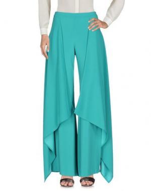 Повседневные брюки STEPHAN JANSON. Цвет: зеленый