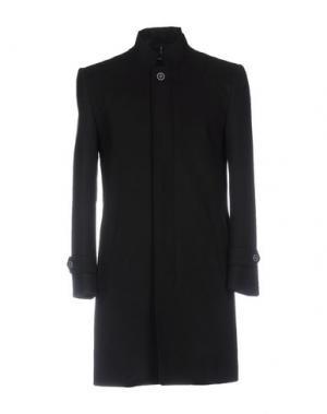 Пальто 26.7 TWENTYSIXSEVEN. Цвет: черный