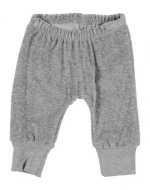Повседневные брюки IMPS&ELFS. Цвет: серый