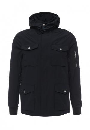 Куртка Armani Exchange. Цвет: синий