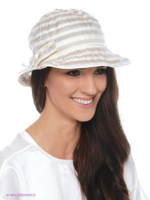 Шляпа SEEBERGER. Цвет: белый, бежевый