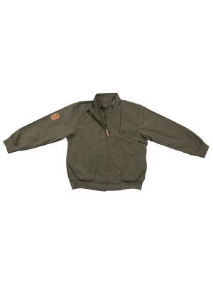 Куртка ВЕНЕЙЯ. Цвет: оливковый