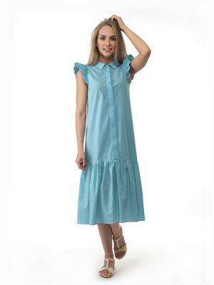 Платье из эко-кожи Hello Russia