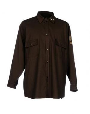 Pубашка SOHO. Цвет: зеленый-милитари