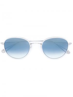 Солнцезащитные очки Paloma Garrett Leight. Цвет: белый