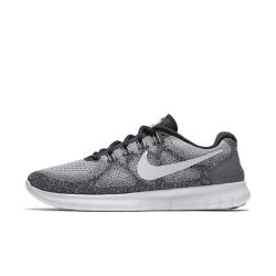 Мужские беговые кроссовки  Free RN 2017 Nike. Цвет: серый