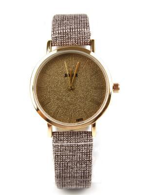 Часы наручные 1Azaliya. Цвет: коричневый