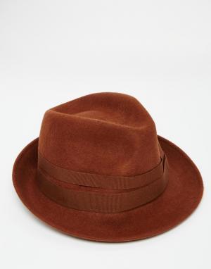 Catarzi Шляпа. Цвет: коричневый
