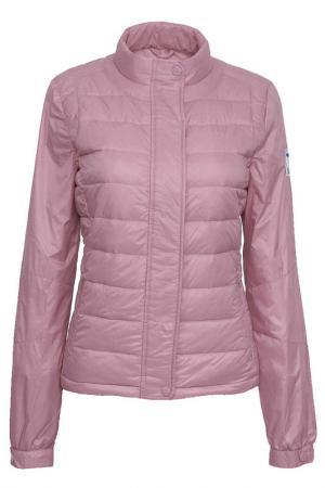 Куртка French cook. Цвет: фиолетовый