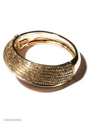 Браслет Royal Diamond. Цвет: золотистый