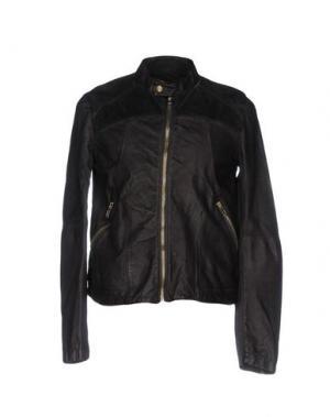 Куртка NICOLAS & MARK. Цвет: черный
