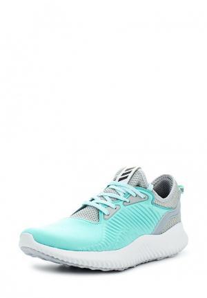 Кроссовки adidas Performance. Цвет: бирюзовый