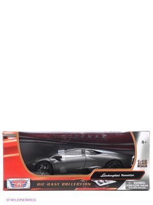 Машина Laмborghini Reventon Motormax. Цвет: темно-серый