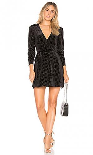 Мини платье astro Privacy Please. Цвет: черный