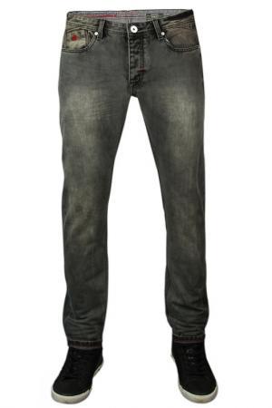 Jeans TRUEPRODIGY. Цвет: gray
