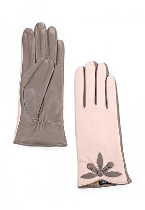 Перчатки Fabretti. Цвет: разноцветный