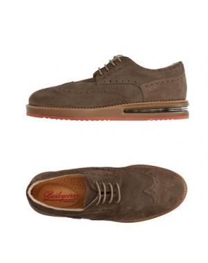 Обувь на шнурках BARLEYCORN. Цвет: хаки