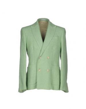Пиджак HARRY & SONS. Цвет: светло-зеленый