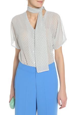 Блузка BGN. Цвет: белый
