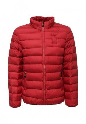 Куртка утепленная B.Men. Цвет: красный