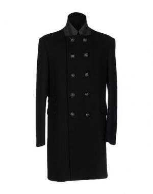 Пальто SLY010. Цвет: черный