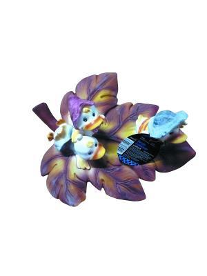 Фигура плавающая Утята GREEN APPLE. Цвет: фиолетовый