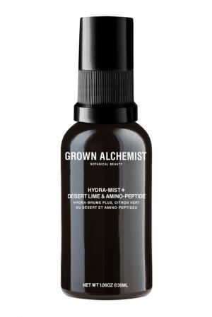 Увлажняющий спрей для лица «Лайм и аминопептид» 30ml Grown Alchemist. Цвет: multicolor