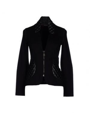 Куртка NICHOL JUDD. Цвет: черный