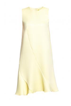 Платье 188067 Cyrille Gassiline. Цвет: желтый