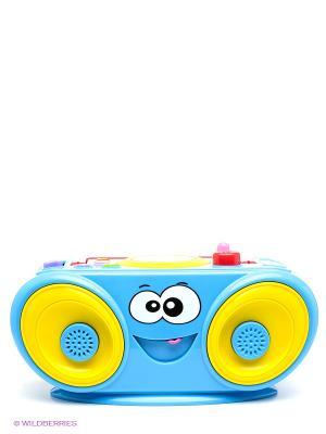 Развивающая игрушка Kidz Delight. Цвет: голубой, желтый