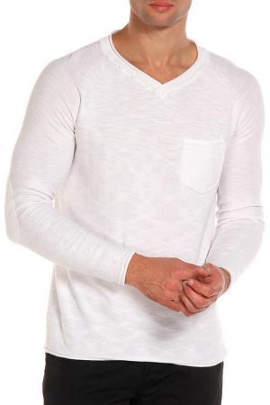 Джемпер DISSIDENT. Цвет: optic white