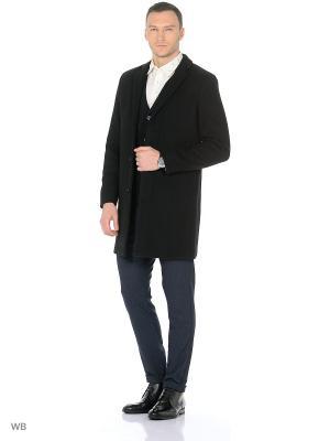 Пальто SELECTED. Цвет: черный