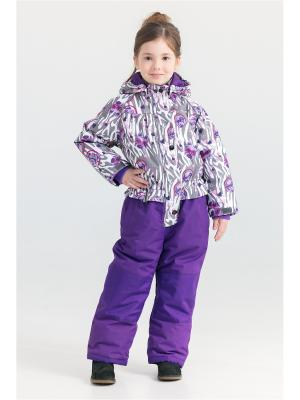 Комбинезон Steen Age. Цвет: фиолетовый