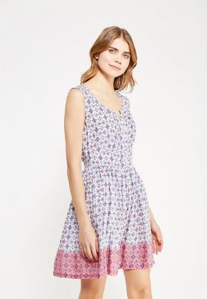 Платье Colins Colin's. Цвет: разноцветный