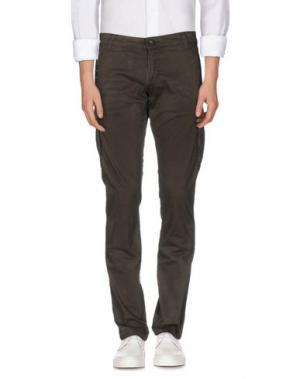 Повседневные брюки ENERGIE. Цвет: темно-зеленый