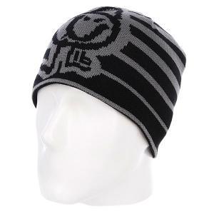 Шапка  Turner Beanie Grey - Подарок Lib Tech. Цвет: серый,черный