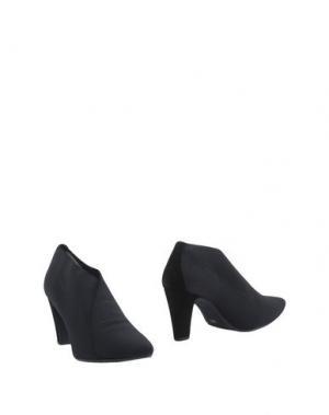 Ботинки DANIELE ANCARANI. Цвет: черный