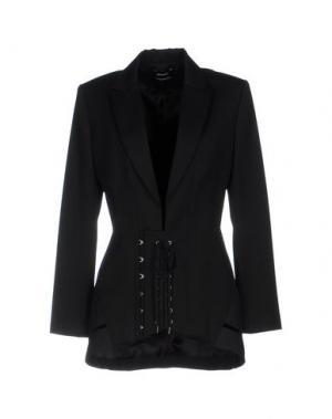 Пиджак ANTHONY VACCARELLO. Цвет: черный