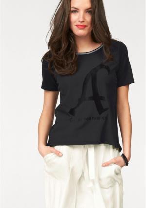 Кофточка Aniston. Цвет: черный