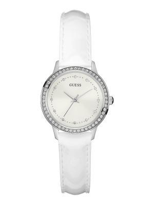 Часы GUESS. Цвет: белый