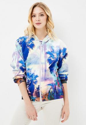 Куртка спортивная O`Neill. Цвет: разноцветный