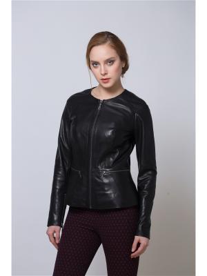 Куртка Adamo.. Цвет: черный
