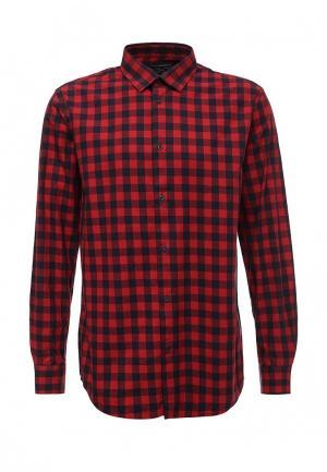 Рубашка Greg Horman. Цвет: красный