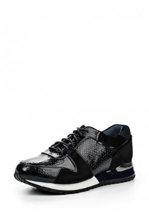 Кроссовки Item Black. Цвет: синий