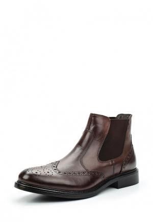 Ботинки Old Signature. Цвет: коричневый