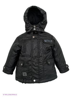 Куртка Hippo Hoppo. Цвет: черный