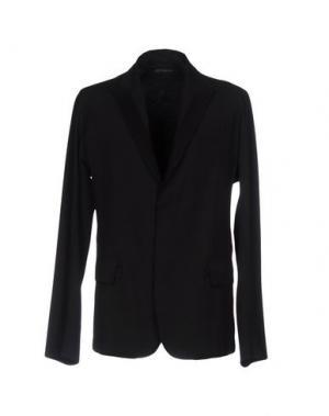 Пиджак MARITHÉ + FRANÇOIS GIRBAUD. Цвет: черный