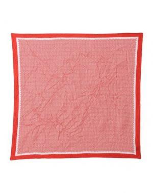 Платок CLAUDIO CUTULI. Цвет: красный