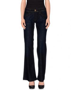 Джинсовые брюки MAVI. Цвет: синий