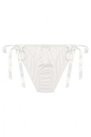Трусики Tie-side AP Plain Agent Provocateur. Цвет: белый